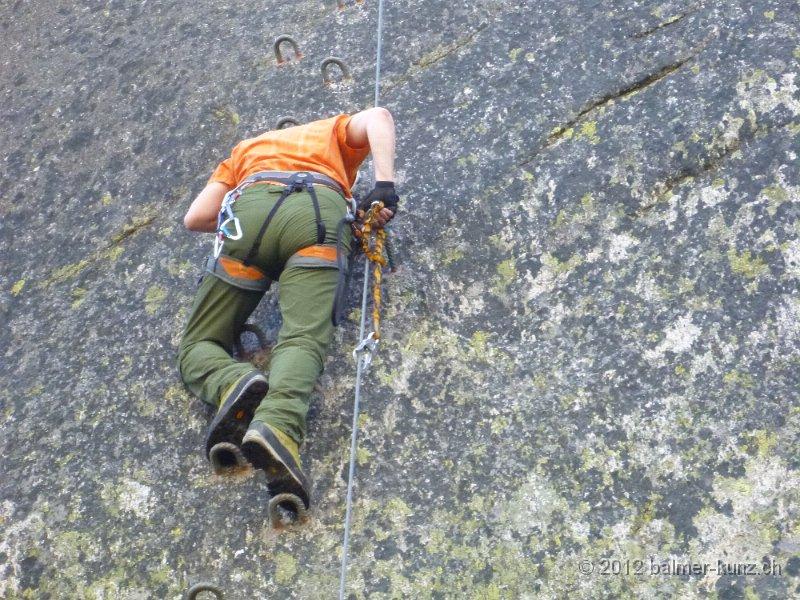Klettersteig Andermatt : August klettersteig diavolo andermatt p