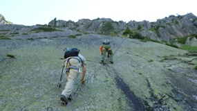 Klettersteig Andermatt : Diavolo august 1 2013